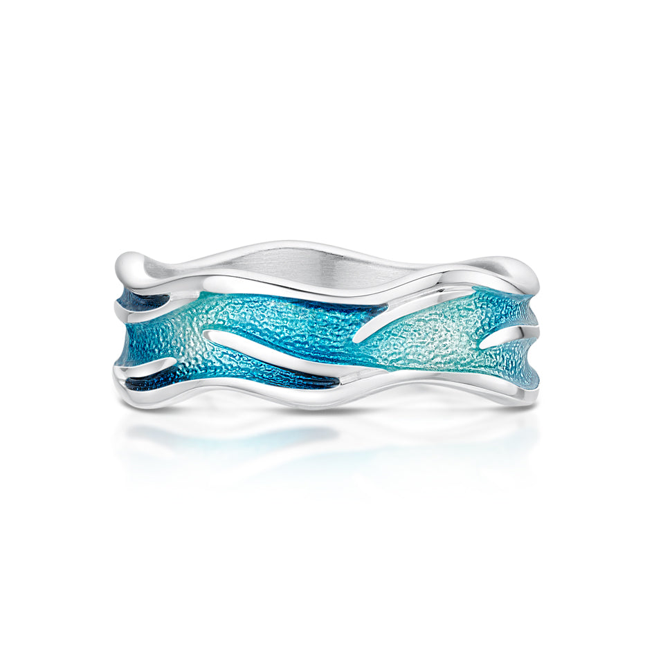 Sheila Fleet Seamotion Ring ( ER220)  £150.00