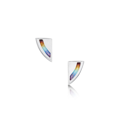 Sheila Fleet Rainbow Stud Earrings ( EE0121 )  £78.00 IN STOCK