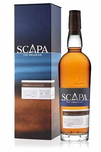 Scapa Glansa 70cl The Orcadian Single Malt Whisky