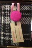 Bertie Girl Harris Tweed Aye Phone Cover £24.95