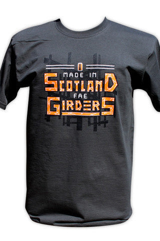 "Urban Pirate ""Made Fae Girders"" T-shirt"