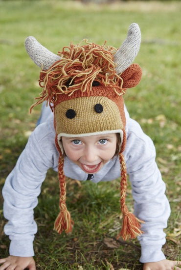 Kids Highland Fun Hat £17.95