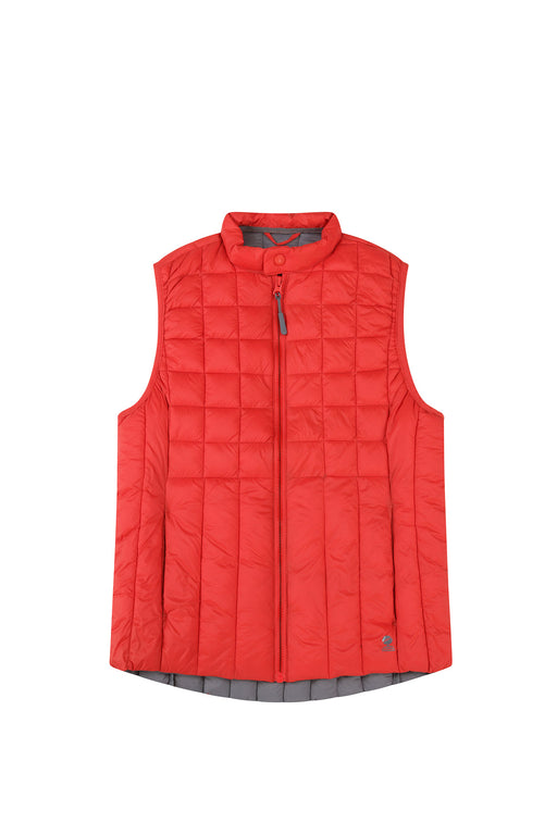 25% OFF Mousqueton Aponi Puffer Gillet, Flamme Was £65.00 NOW £48.75
