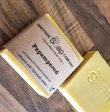 15% OFF Speyside Soap Company Papampered Lemongrass & Patchouli Fragrance Soap was £6.95 now £5.90