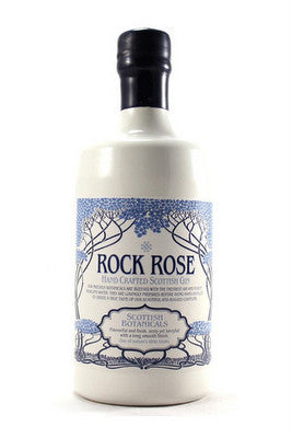 Rock Rose Gin 70cl bottle -Hand Crafted Scottish Gin