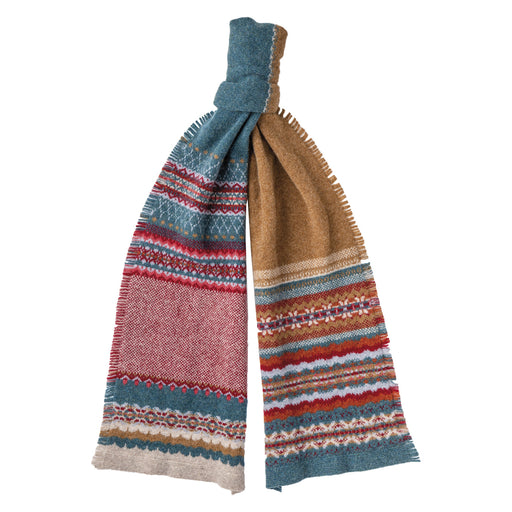 15% OFF Eribe Alba Fringed Scarf in Lugano WAS £69.00 NOW £59.00
