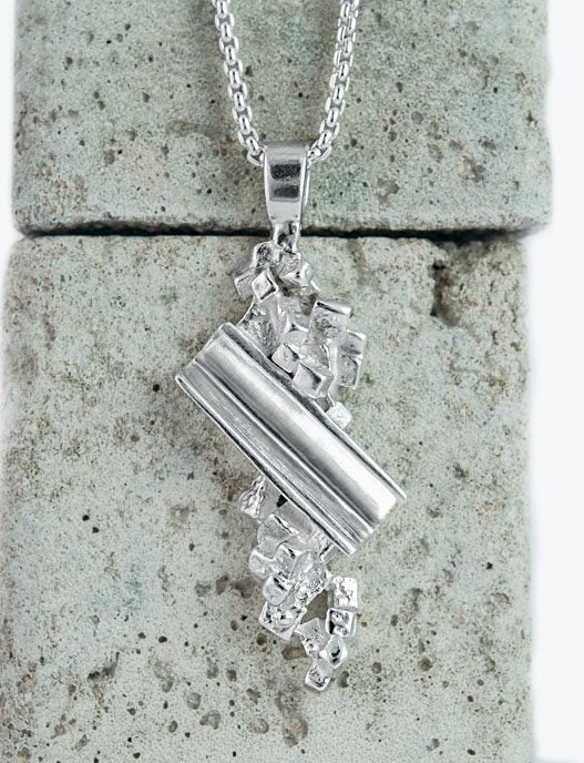 20% OFF Zoe Davidson Barriers Block Necklace WAS £126.00 NOW £100.00