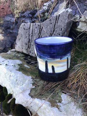 Highland Stoneware Ring of Brodgar Night Sky Mug - 1 Pint £44.95