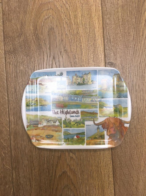 Emma Ball 'Highlands' small Scatter Tray £5.95