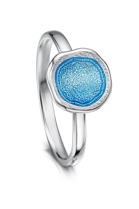 Sheila Fleet Lunar Bright Ring in Tropical £84.00
