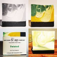Speyside Soap Company Twisted Gin and Tonic Soap £6.95