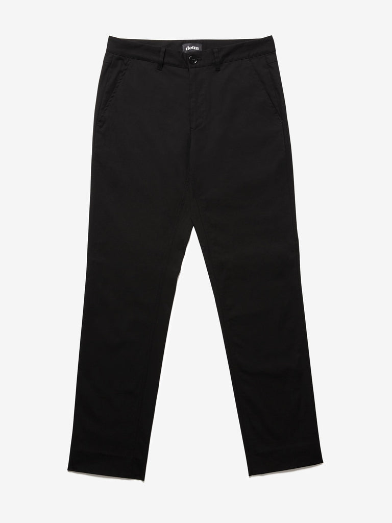 Polaris Black Chino Pants