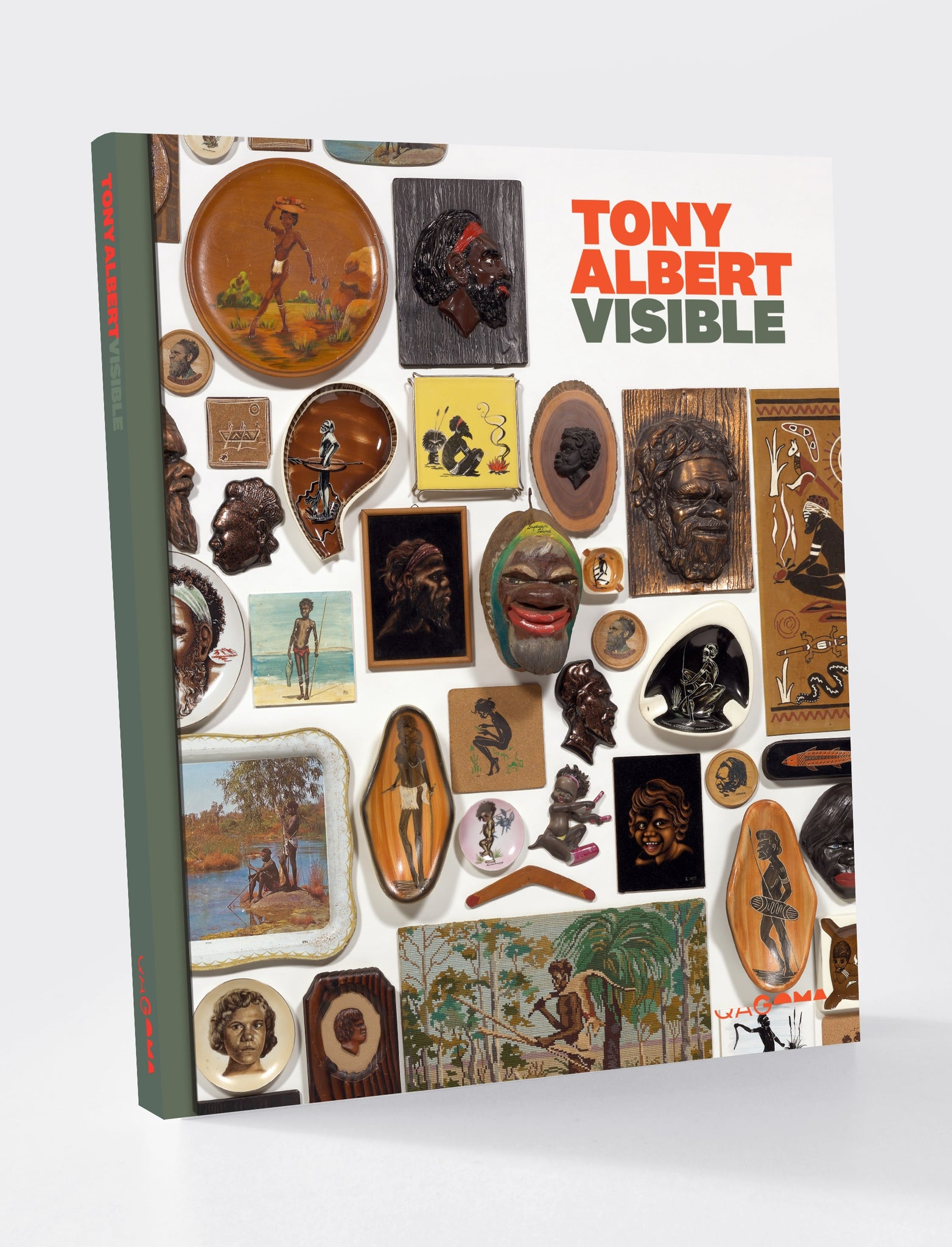 Tony Albert: Visible