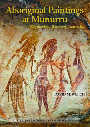 Aboriginal Paintings at Munurru: Kimberley, Western Australia