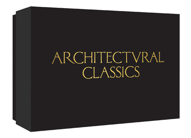 Architectural Classics: Twenty Cards and Envelopes