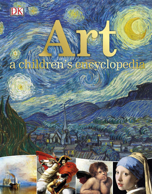 Art: A Children's Encyclopedia