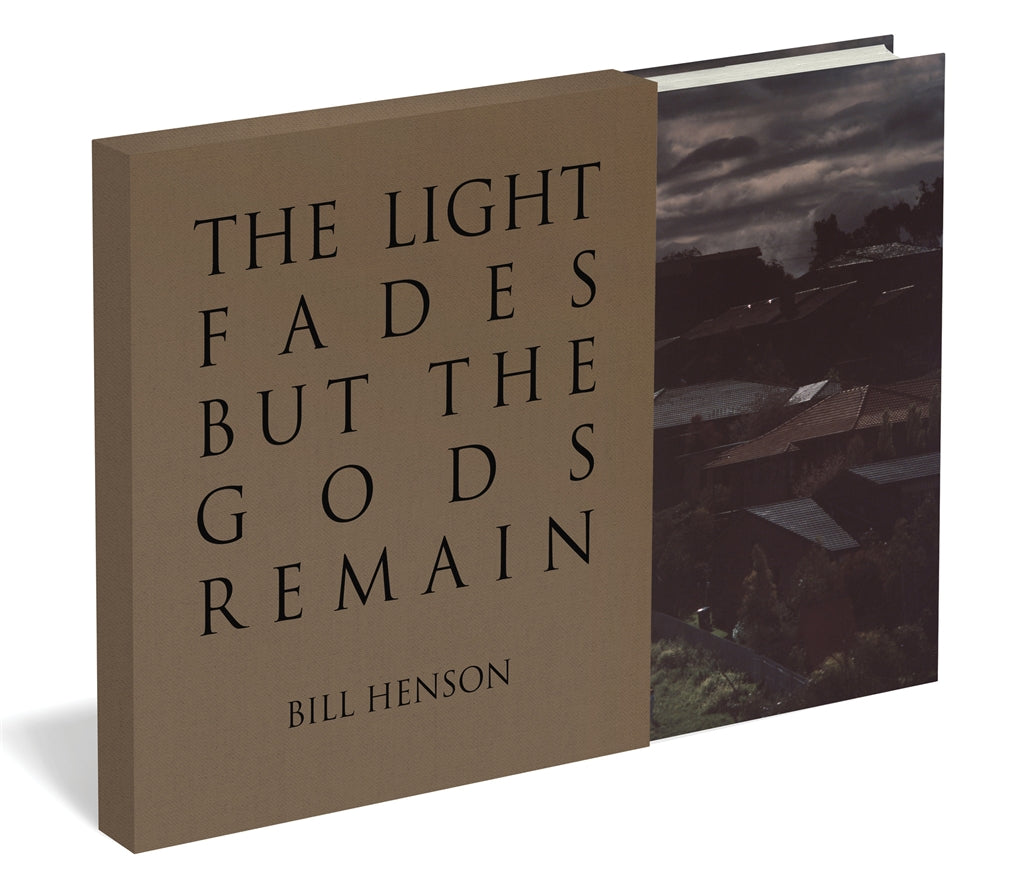 Bill Henson: The Light Fades but the Gods Remain Slipcase Edition