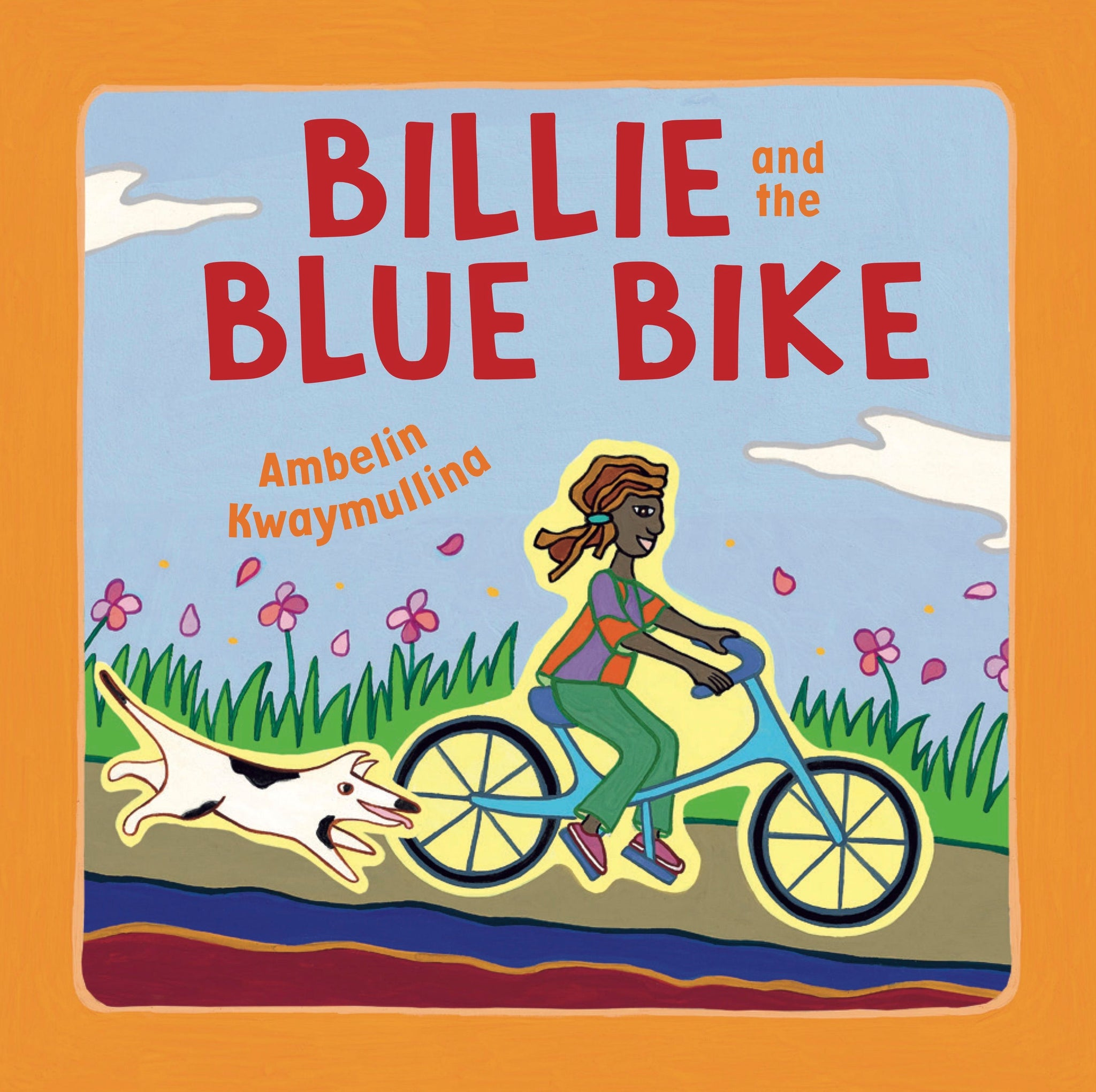 Billie and the Blue Bike
