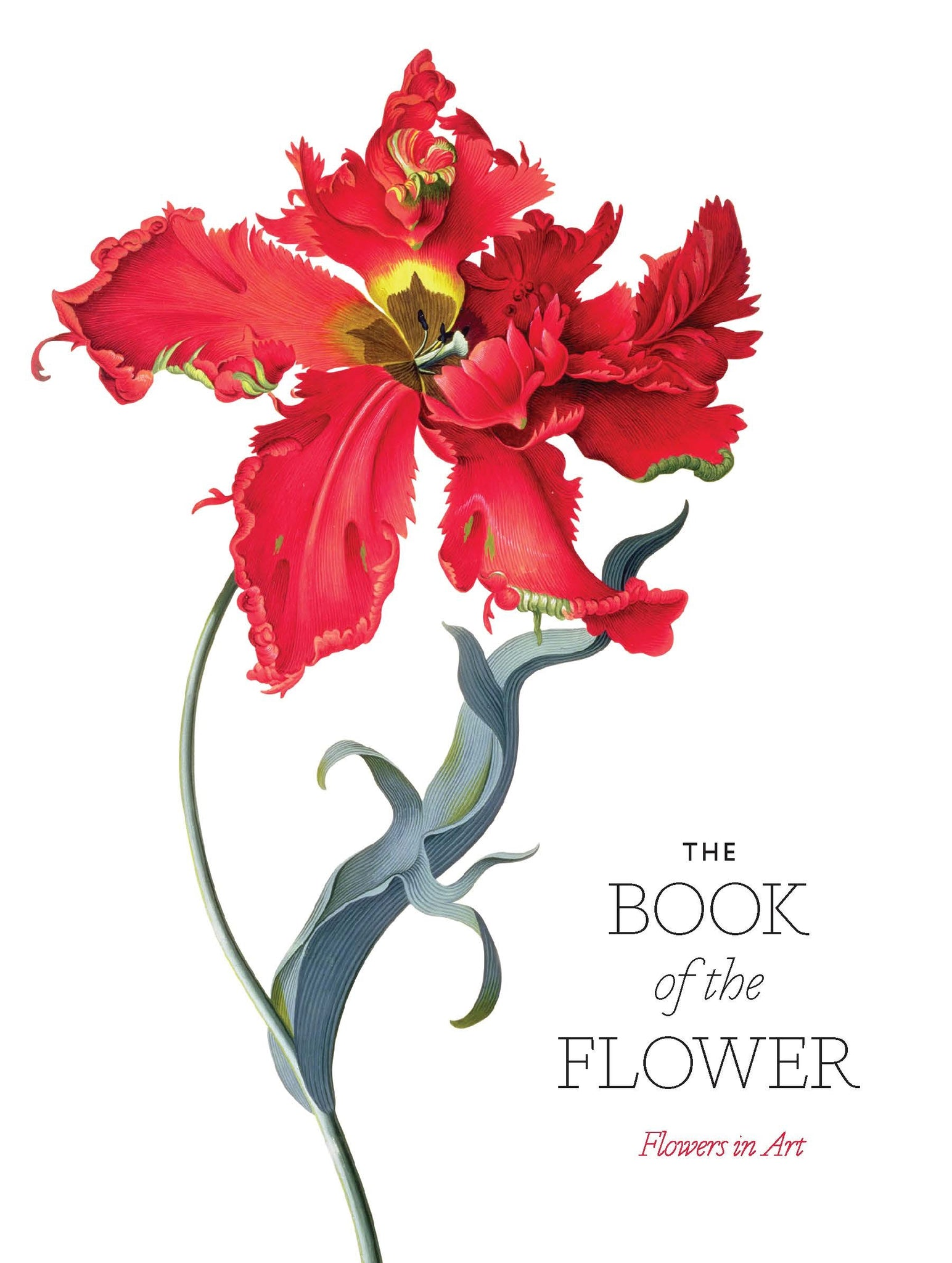 Book of the Flower: Flowers in Art