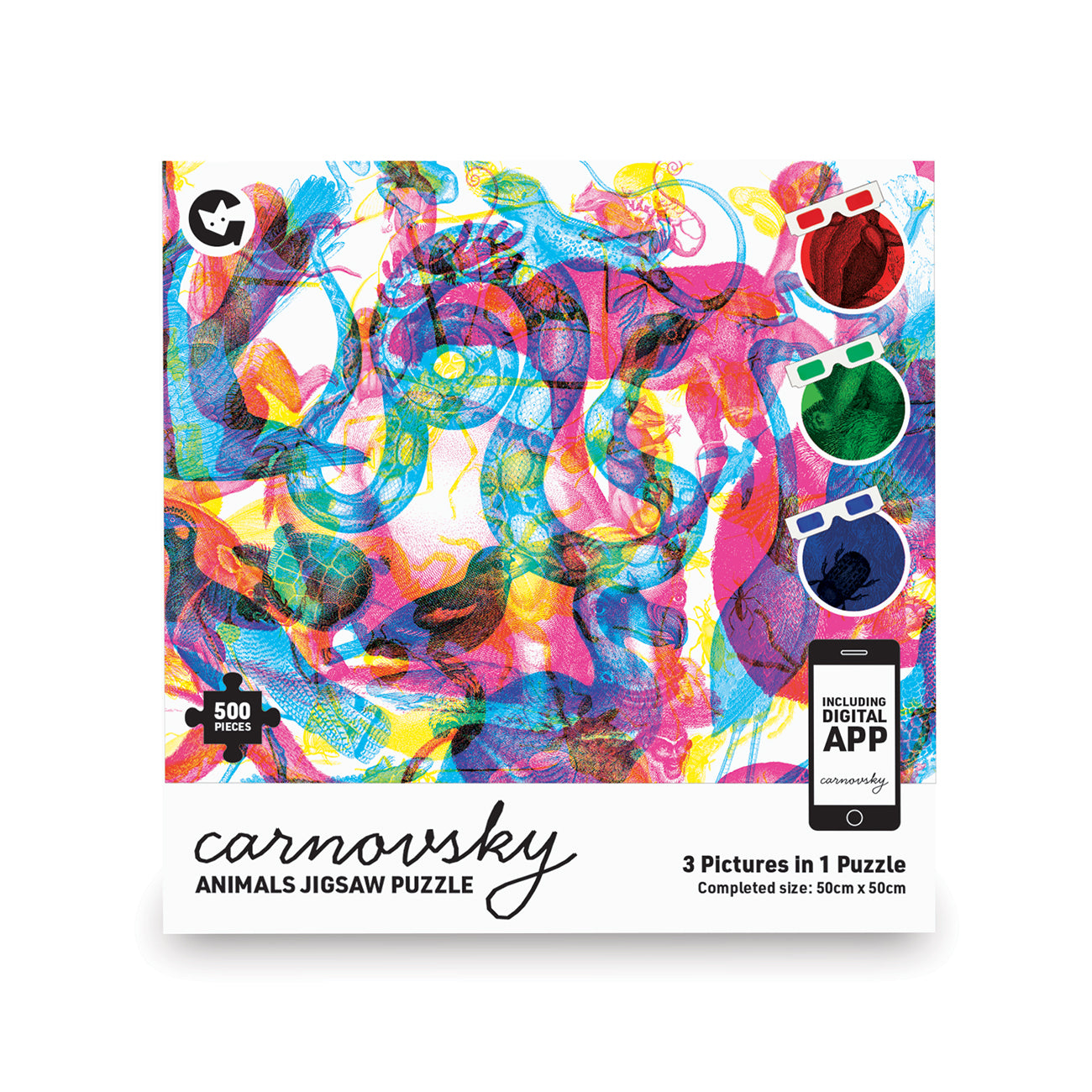 Carnovsky Jigsaw Puzzle: Animals