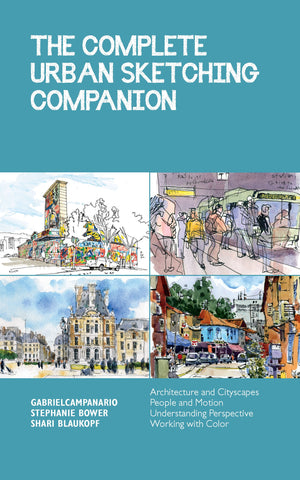 Complete Urban Sketching Companion