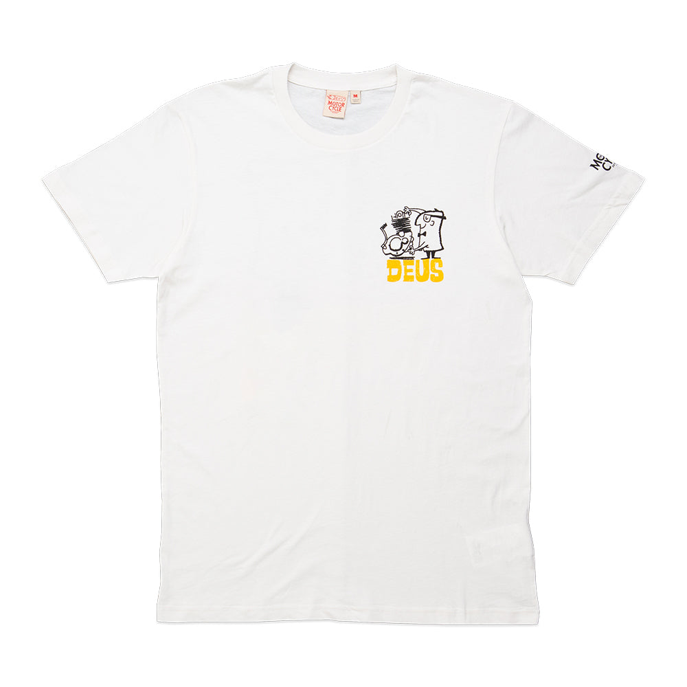 Erasarology White T-shirt