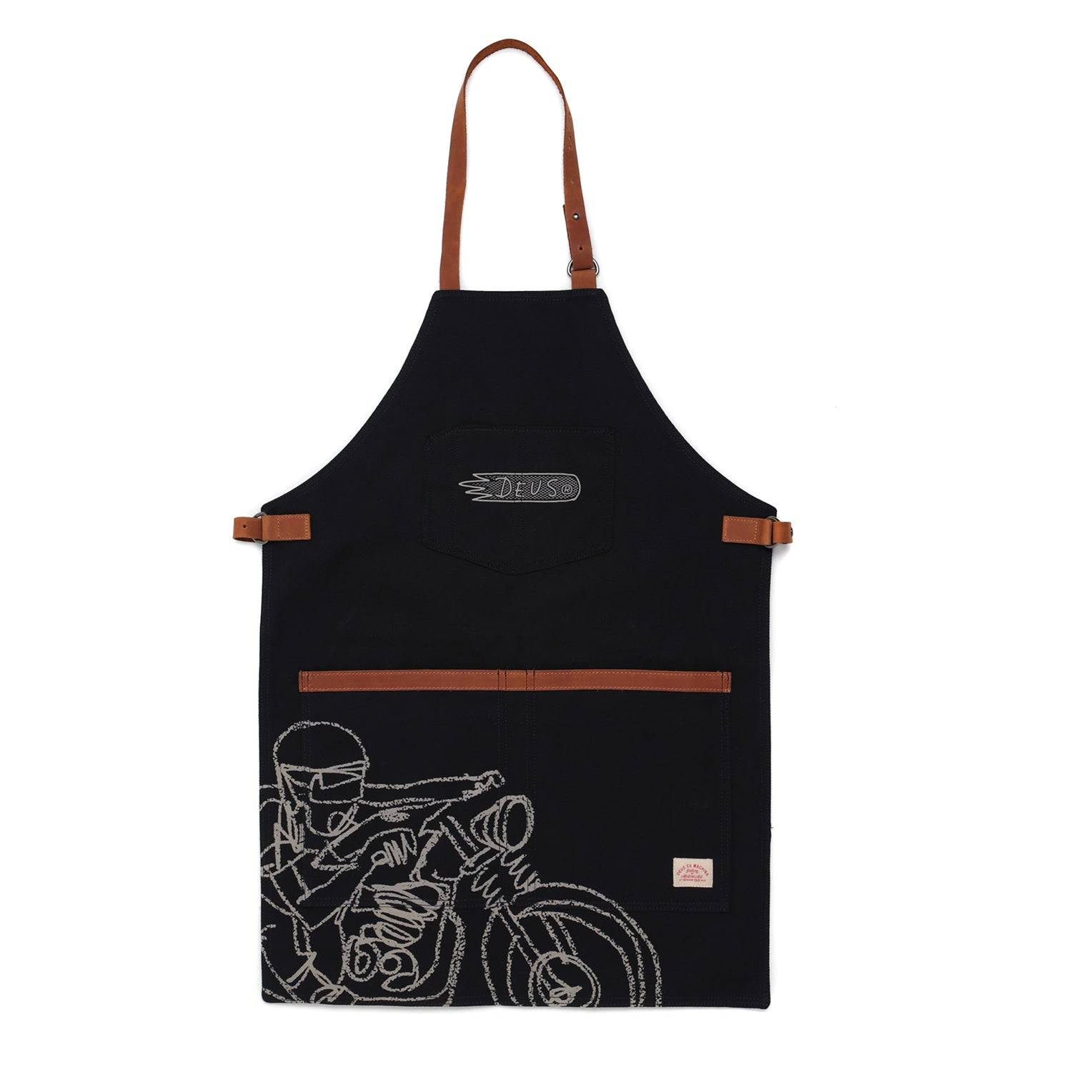 Deux Ex Machina X QAGOMA Work Apron