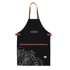 Deus Ex Machina X QAGOMA Work Apron