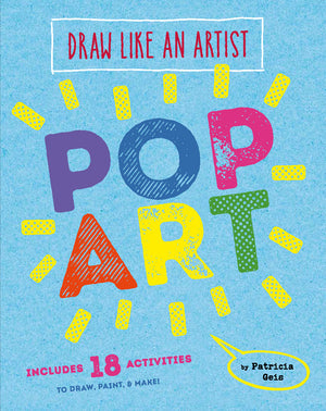 Draw Like an Artist: Pop Art