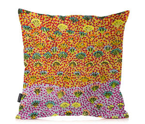 Daisy Moss Cushion Cover