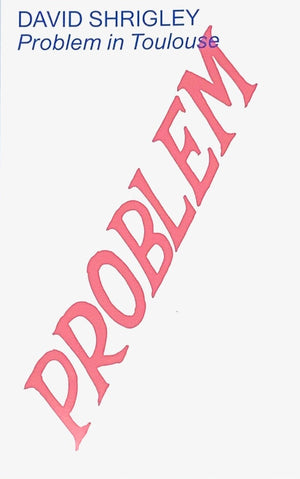 David Shrigley: Problem in Toulouse