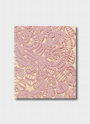 Sea Shells Small Notepad