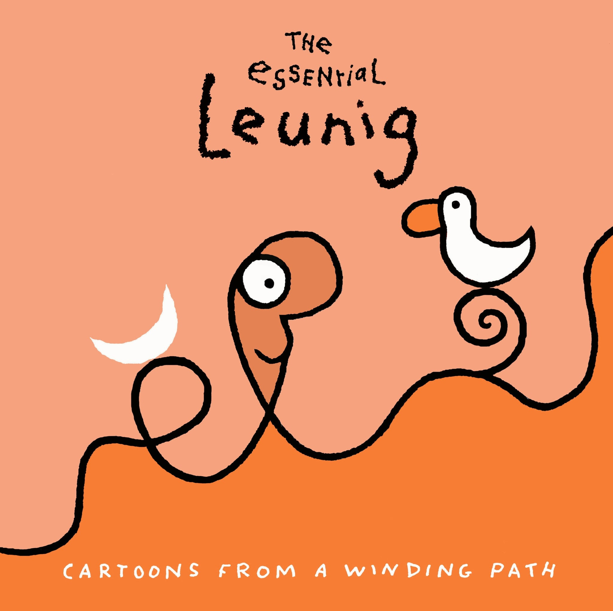 Essential Leunig: Cartoons from a Winding Path