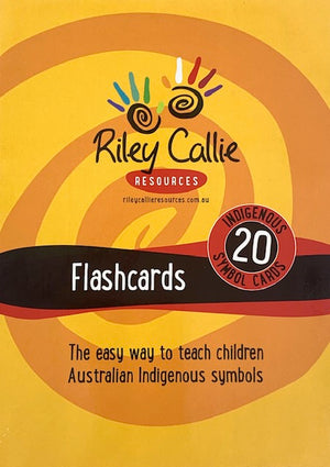 Aboriginal Symbol Flash Cards