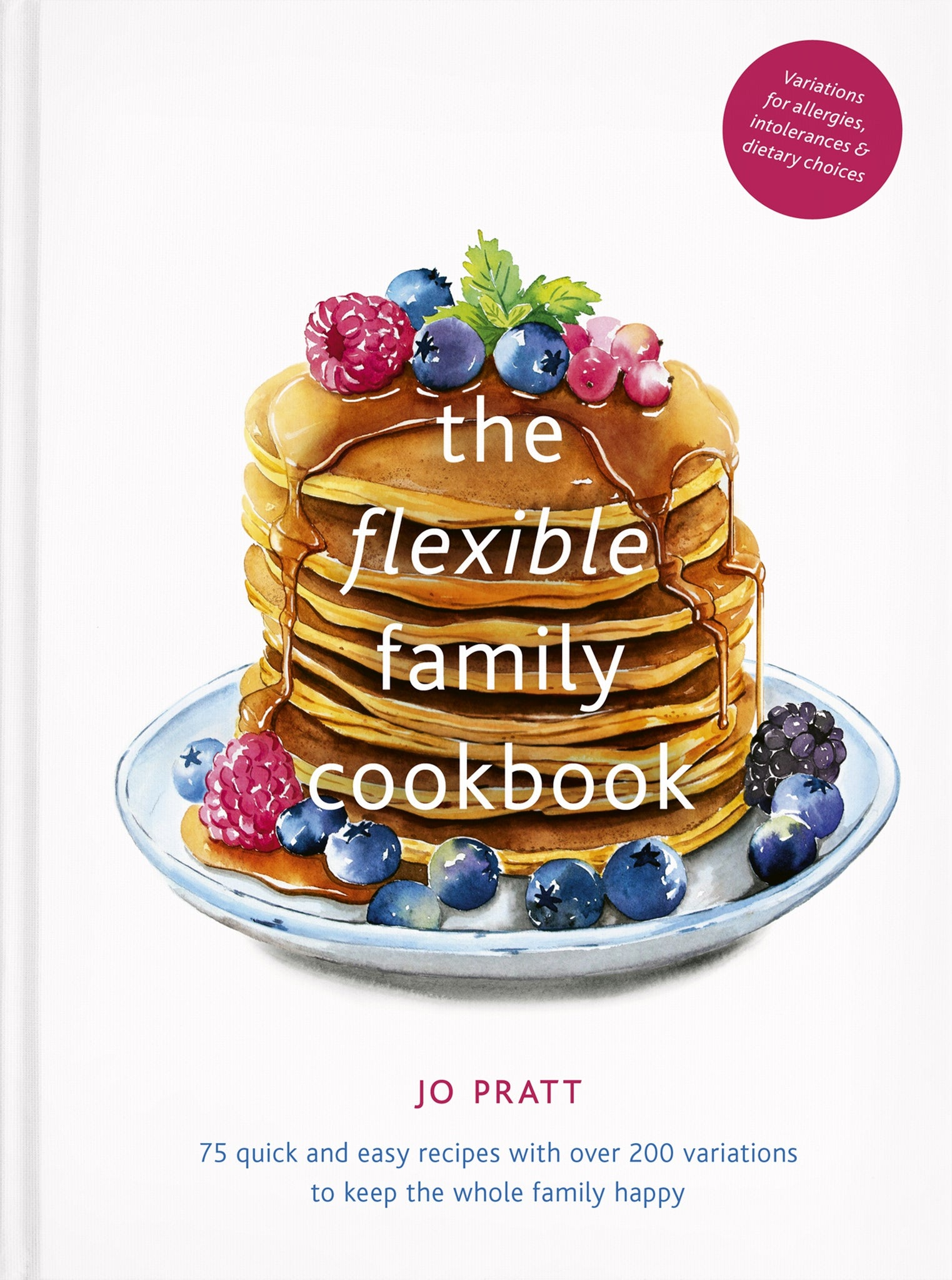 Flexible Family Cookbook