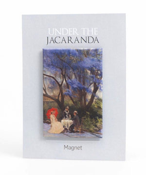 Under the Jacaranda Magnet