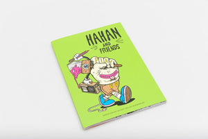 Hahan and Friends