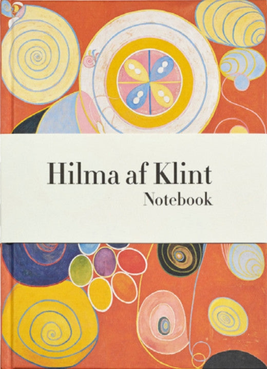 Hilma af Klint: Orange Notebook