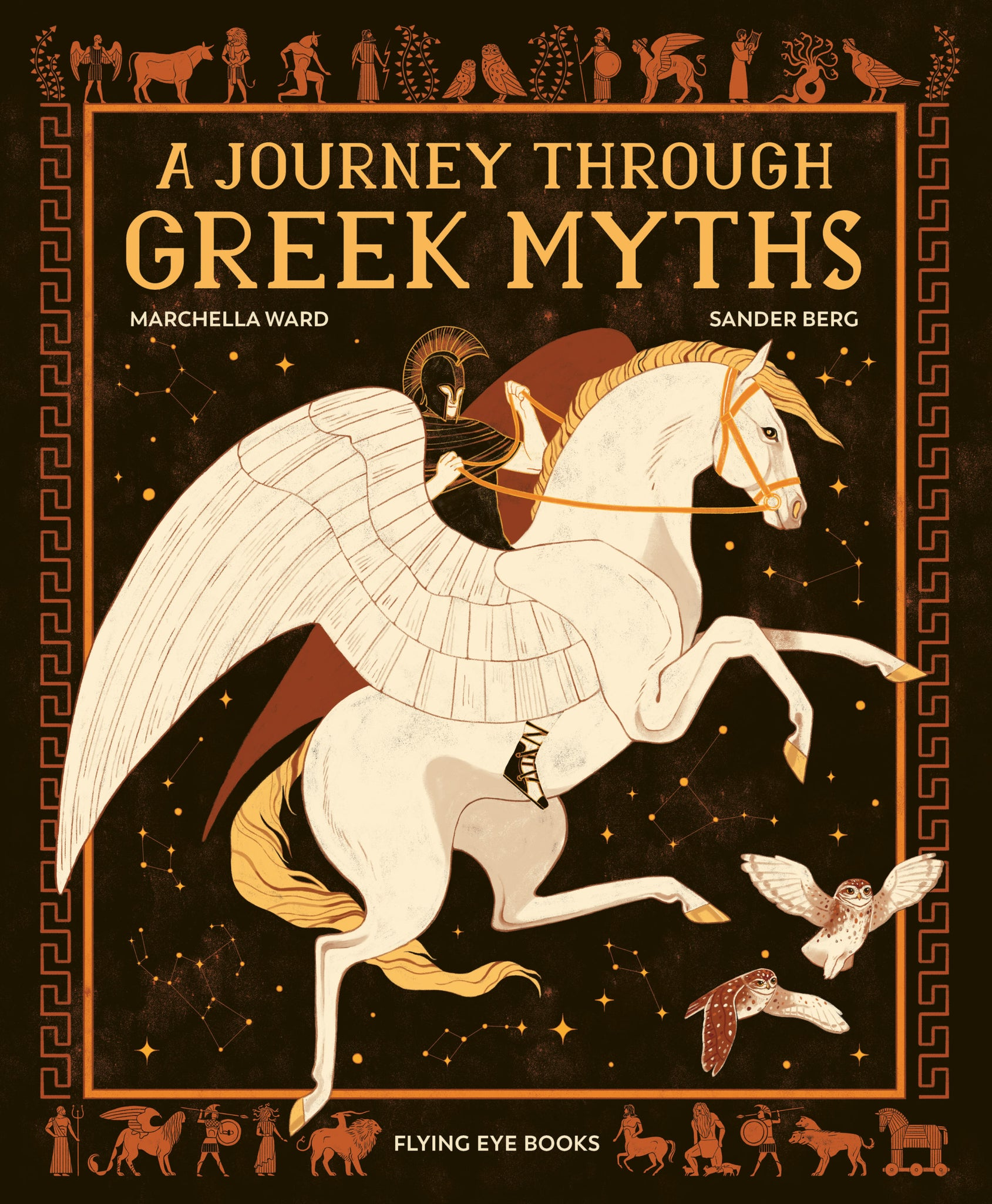 Journey Through Greek Myths