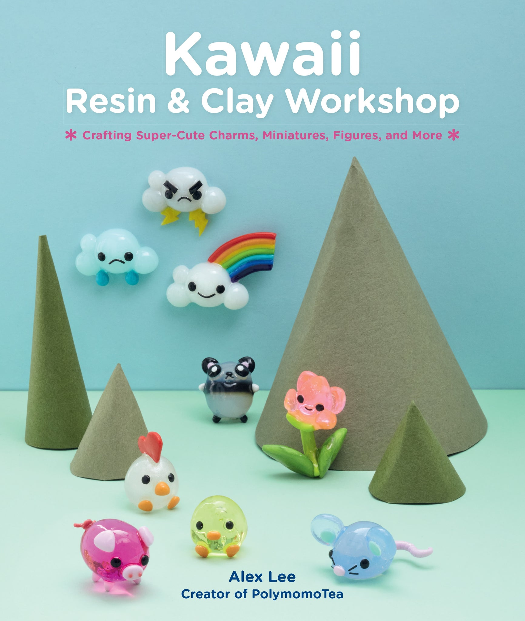 Kawaii Resin and Clay Workshop
