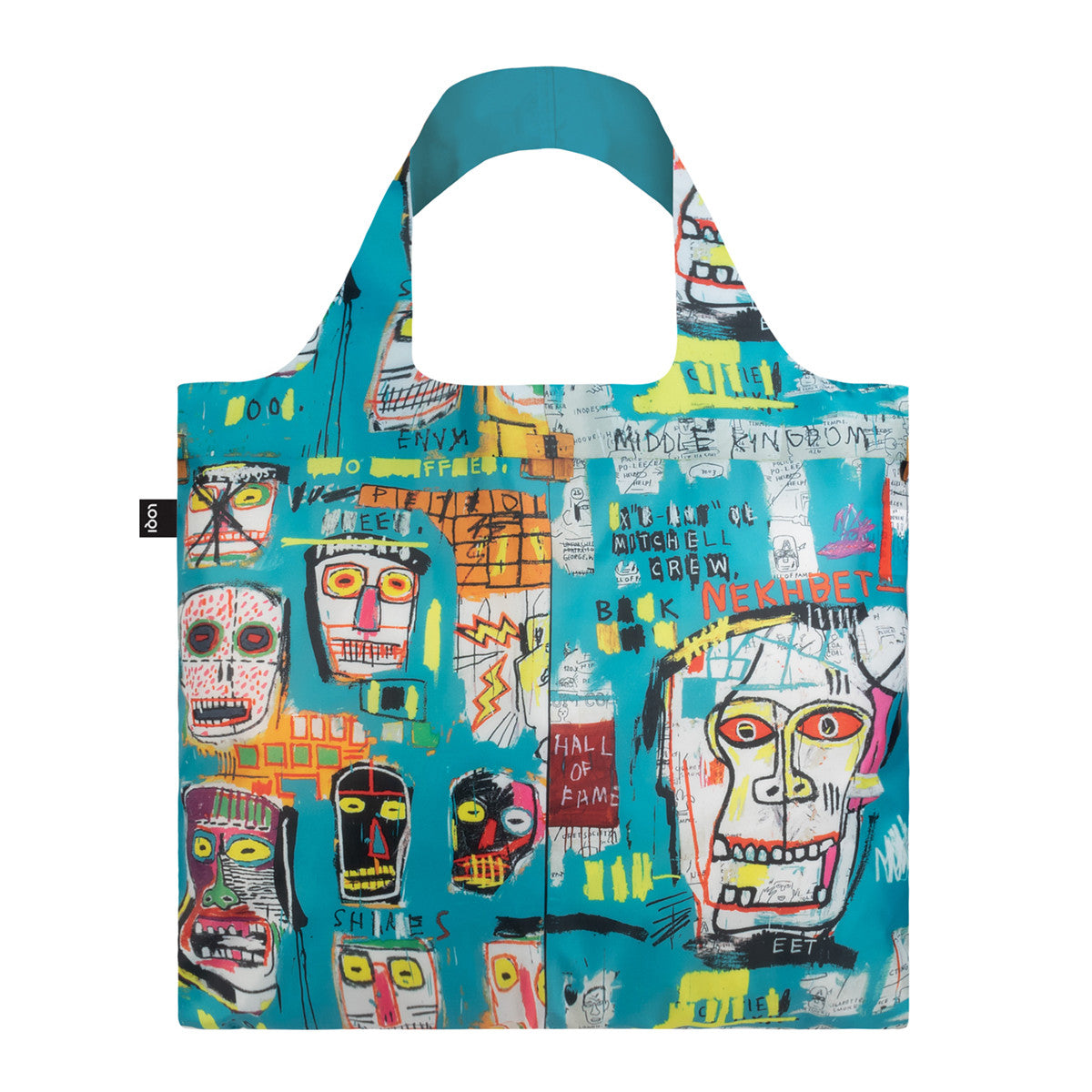 Basquiat Shopping Bag