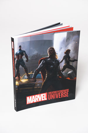 Marvel: Creating the Cinematic Universe