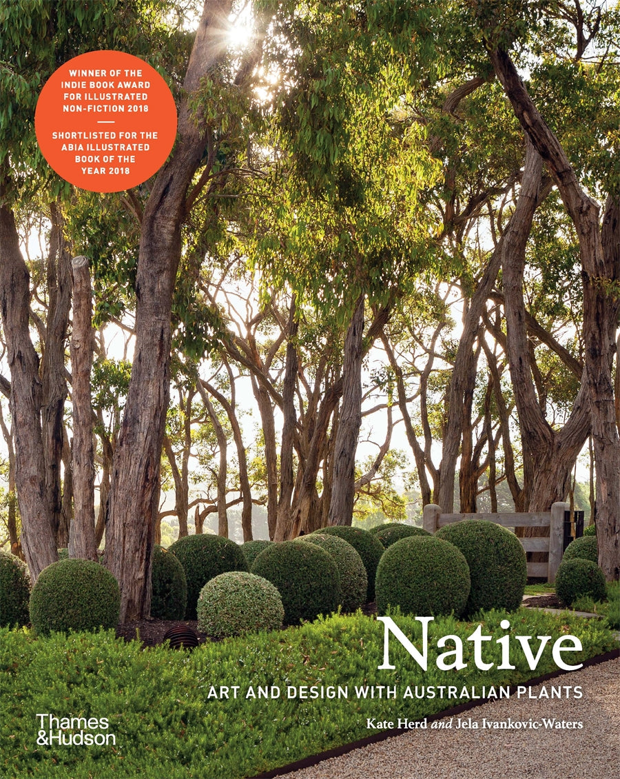 Native Art and Design with Australian Native Plants