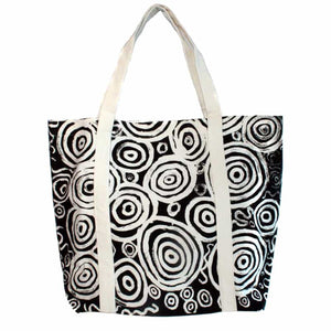 Nelly Patterson Big Tote Bag