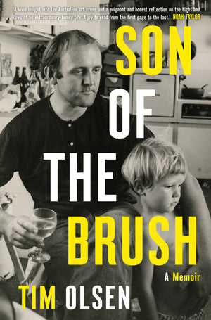 Son of the Brush: A Memoir