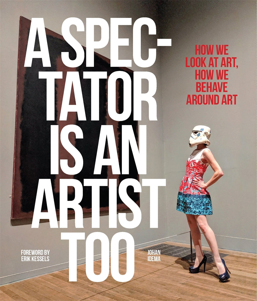 Spectator is an Artist Too