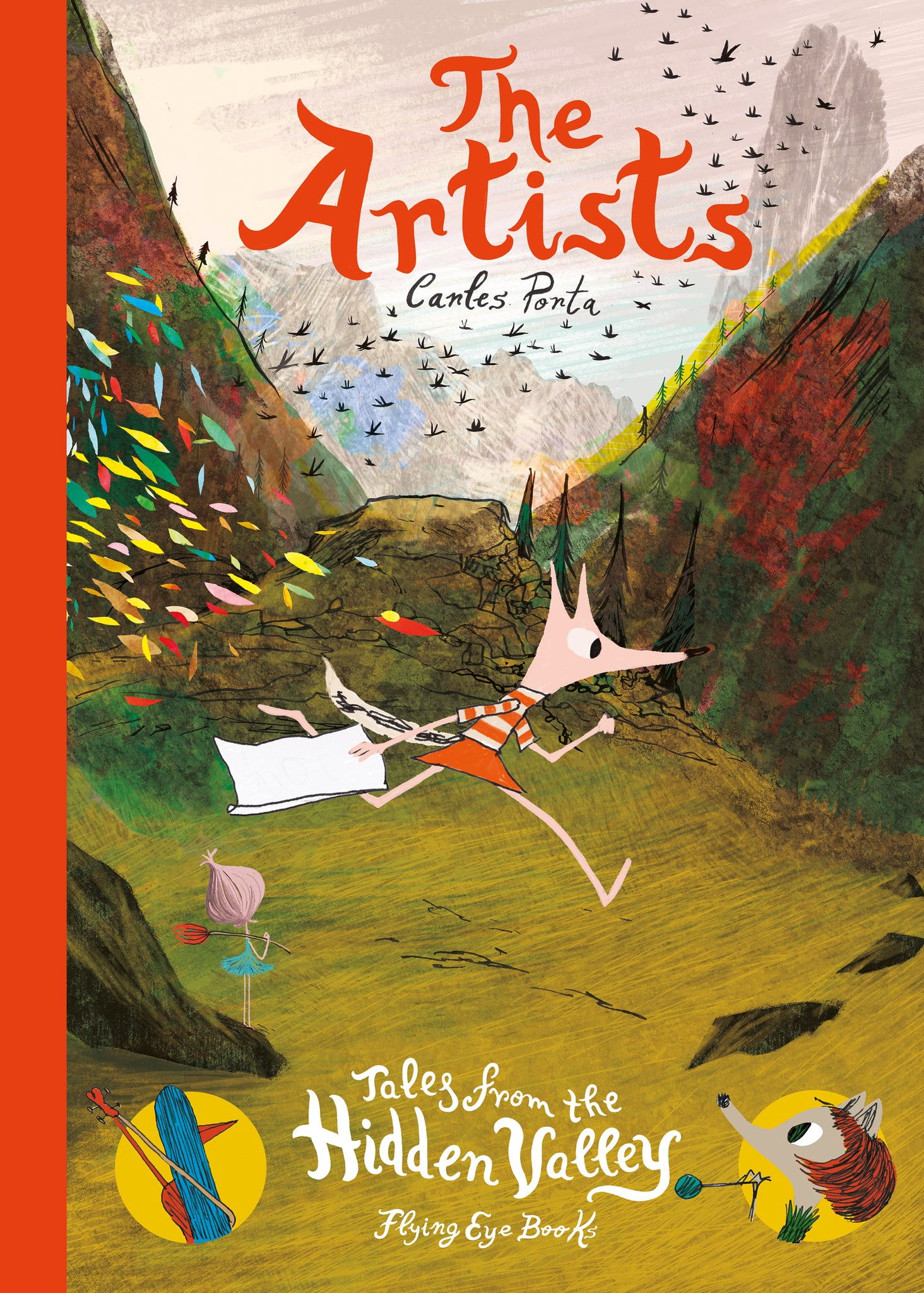 Artists (Tales From the Hidden Valley Book 1)
