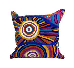 Tina Napangardi Martin Cushion Cover
