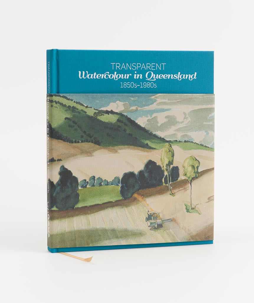 Transparent: Watercolour in Queensland 1850s–1980s