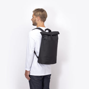 Hajo Lotus Backpack Black
